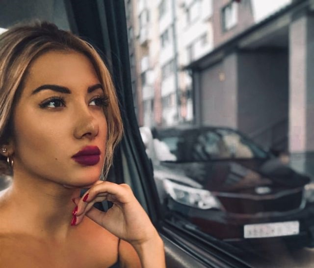 Блогерша-модель из Самары Танита Чочиева