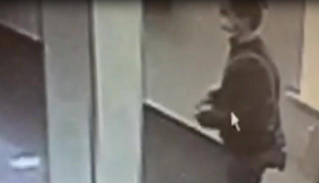 Ограбление банка в Санкт-Петербурге