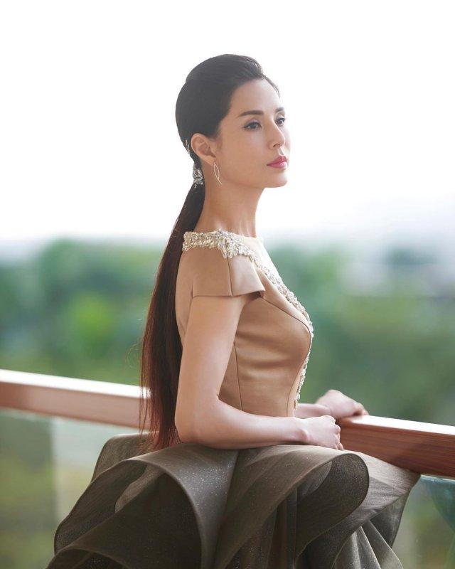 Карман Ли - актриса из Гонконга