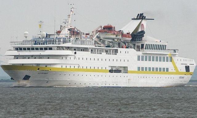 Круизный лайнер Orient Queen