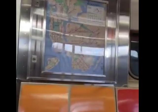 Осторожнее в метро