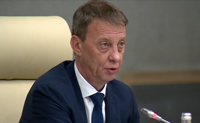 Мэр Вячеслав Франк