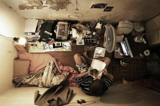 Квартиры-коробки: как живут гонконгцы