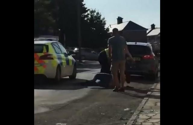 Полицейский в Британии
