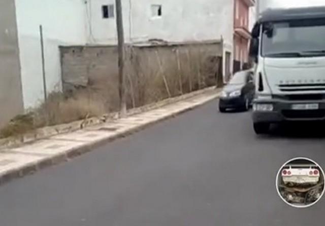 Автомобиль в Испании