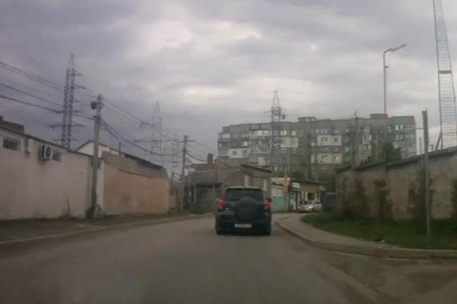 Дорога в Симферополе