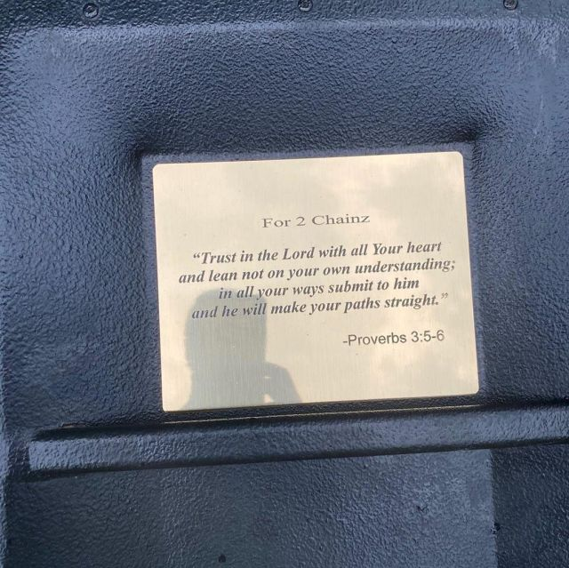 """Цитата из библии на вездеходе """"Шерп"""""""