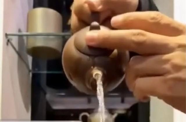 Китайский чайник для заварки