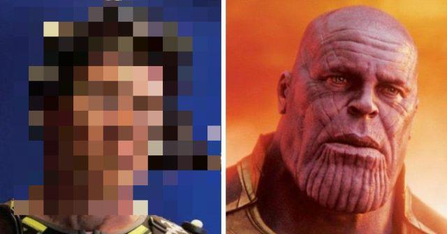 Джош Бролин — Танос, «Мстители: Война бесконечности» (2018)