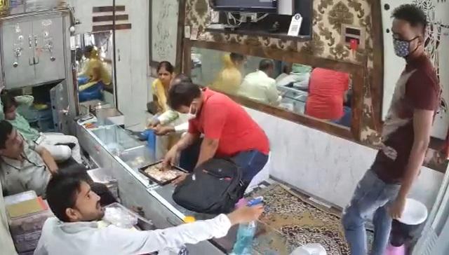 Ювелирный магазин в Индии