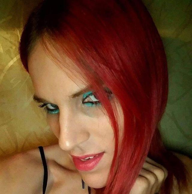 Ария ди Меззо с красными волосами