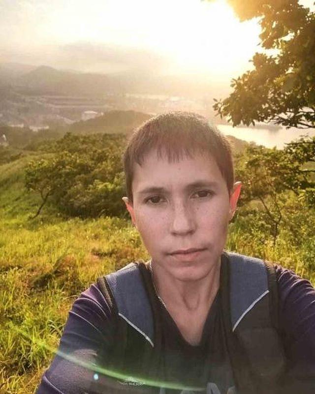 Денис Вашурин на природе
