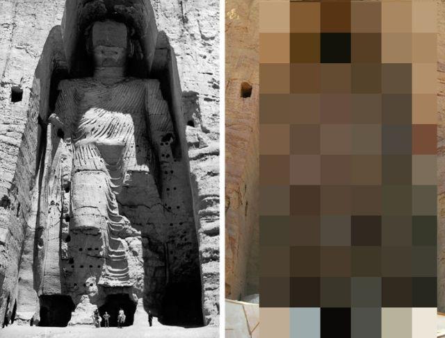 Будда Бамиана в Афганистане