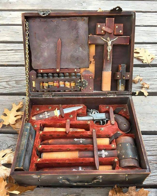 Орудие охотника на вампиров