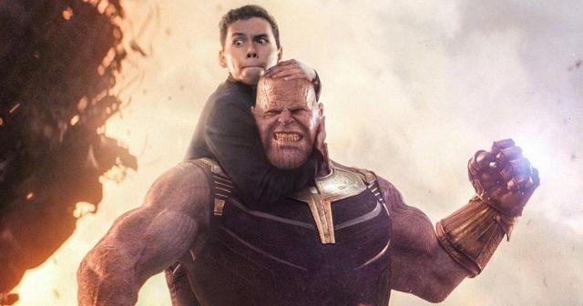 Сейрил Рамадан и Танос