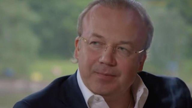 Премьер Башкирии Андрей Назаров
