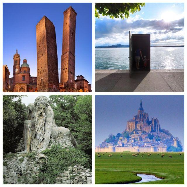 Подборка небанальных и удивительных сооружений со всего света