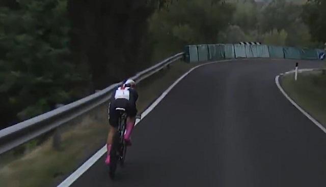 американская велогонщица Хлоя Дайгерт