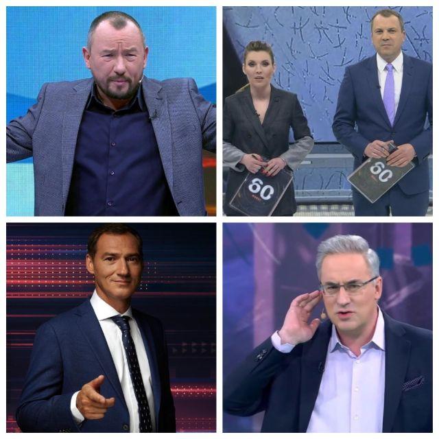Известные российские журналисты