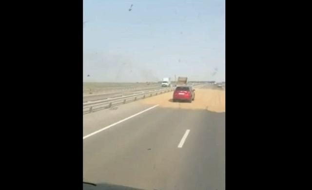 Авария в Ростовской области