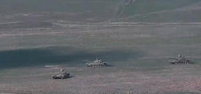 Нагорный Карабах и танки