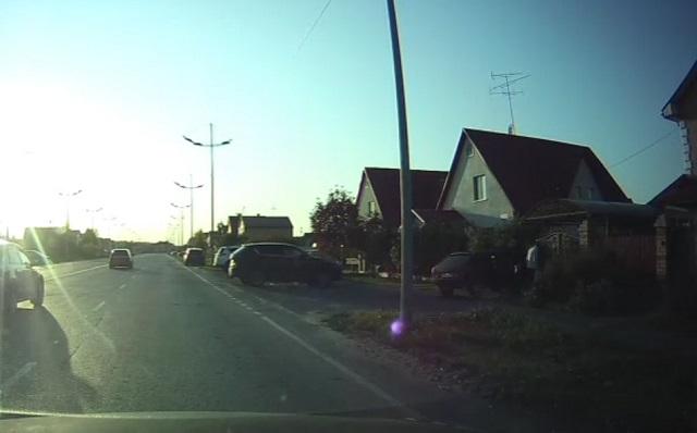 Улица в Тюмени