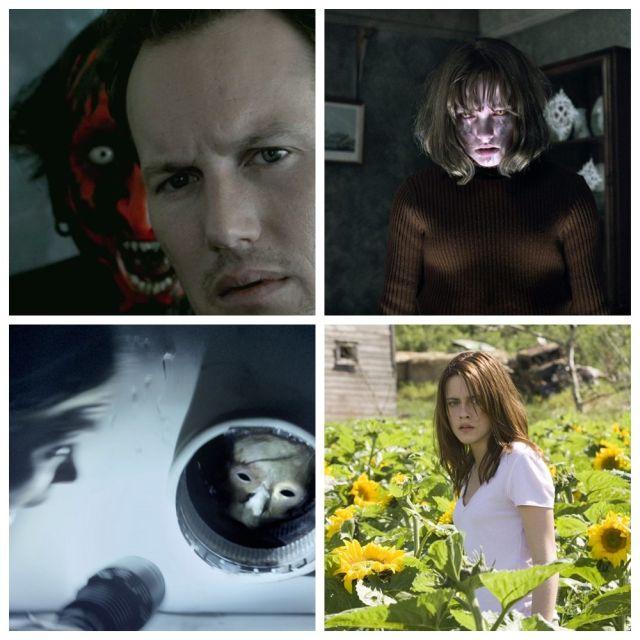 Фильмы ужаса