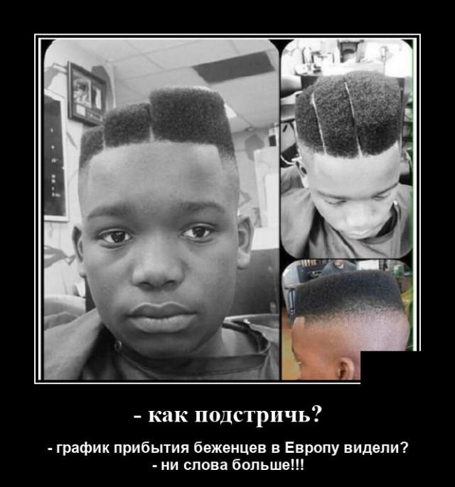 Демотиватор про парикмахеров