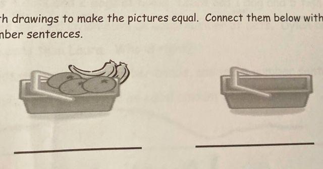Детская задачка, которую не смогли решить даже взрослые