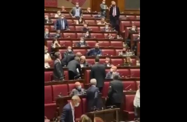 Сенат в Италии