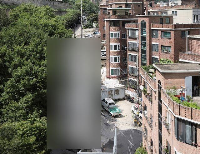 Дом-башня в Сеуле