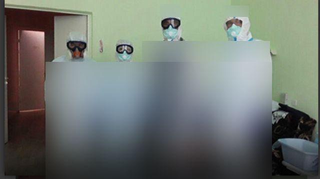 коронавирусные рясы