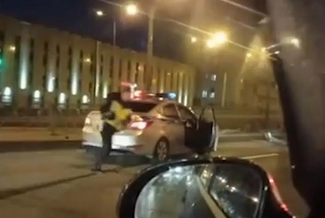 Полиция на Пискаревском