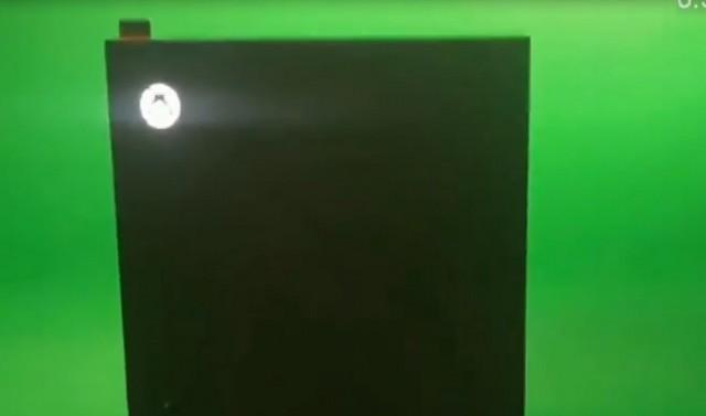 Холодильник в виде XBox