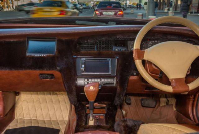 Руль Toyota Crown XIV