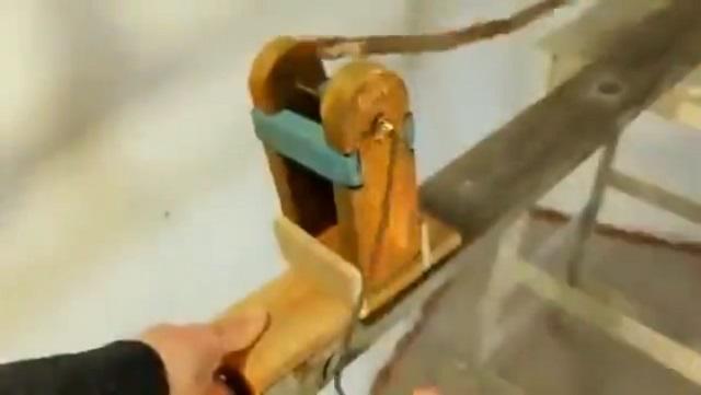 Изощренное орудие пыток для мести соседям