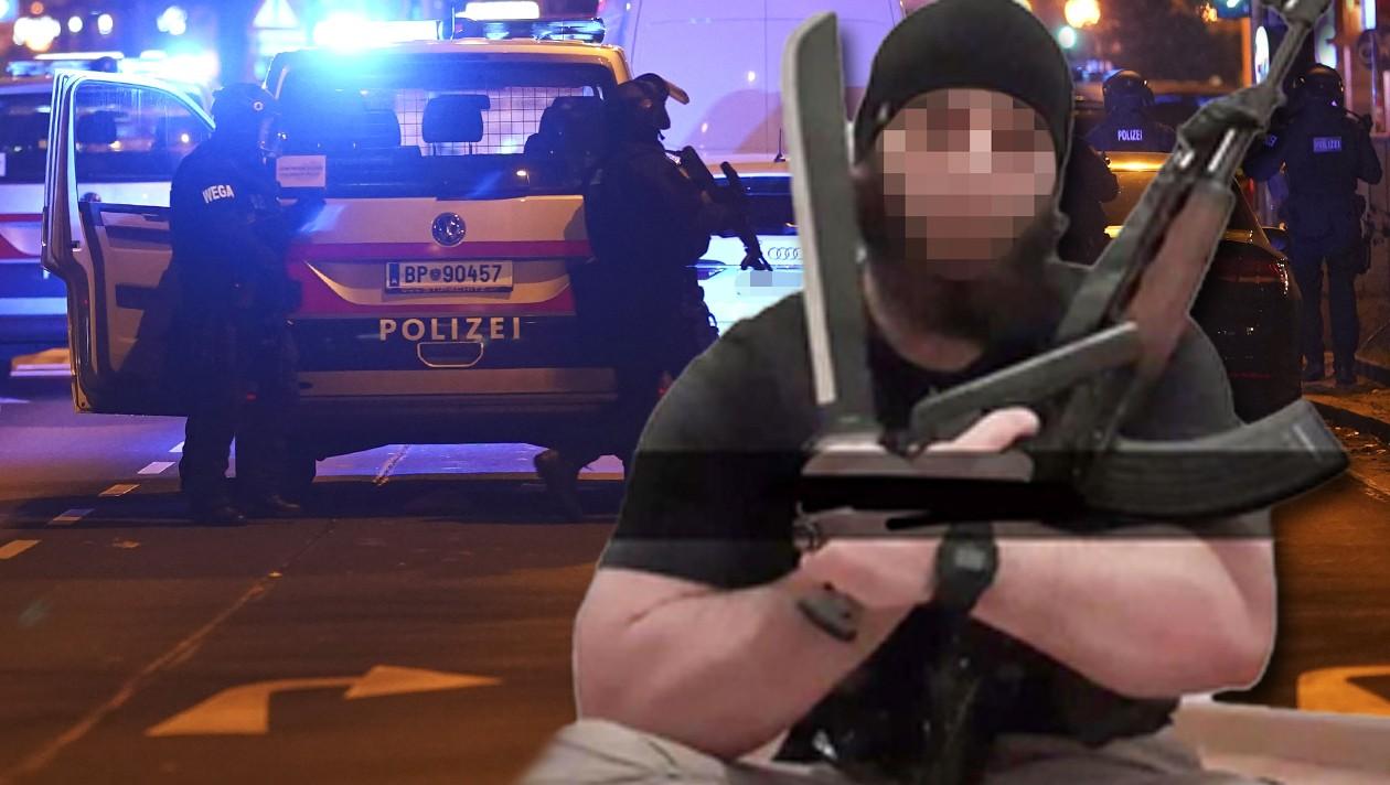 Стрельба в центре Вены (8 видео + фото)