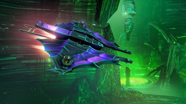 "Масштабное обновление ""Проклятие Левиафана"" в Star Conflict (2 фото)"