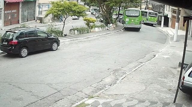 Улица в Бразилии