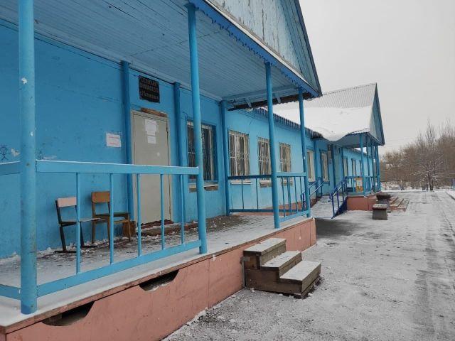 ДК в селе Матвеевка