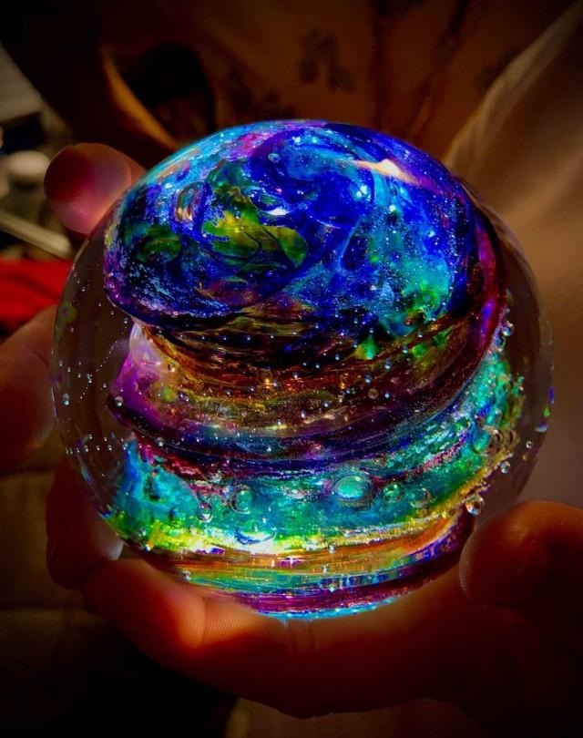 Разноцветный шар