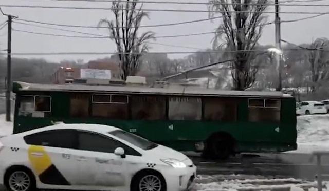 Непогода во Владивостоке