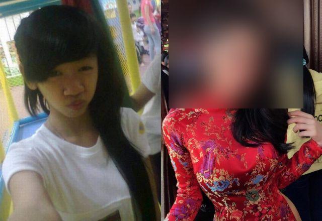 Нгуен Туонг Ви в детстве и сейчас