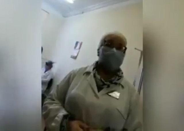 Женщина врач из Ульяновска