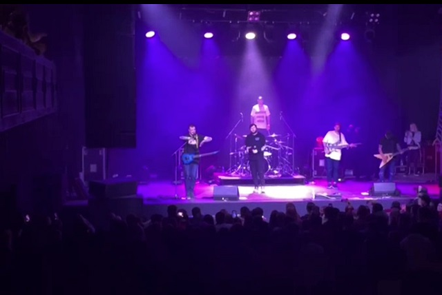 Концерт группы Stigmata