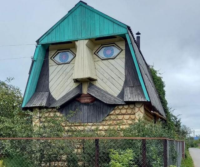 Странная и загадочная архитектура России (15 фото)