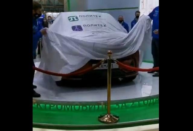"""Кама-1"" на выставке Вузпромэкспо"