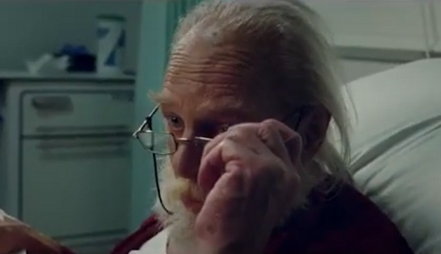 Дедушка в больнице