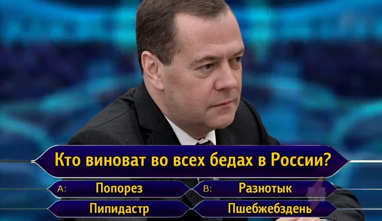 Дмитрий Медведев обвинил в бедах России некий «разнотык» - реакция социальных сетей (15 фото)