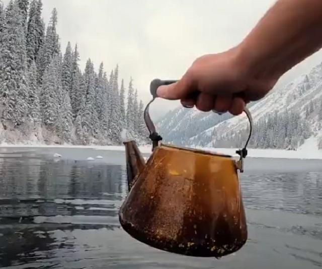 Кольсайские озёра